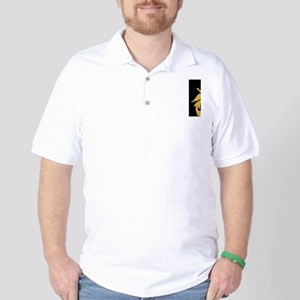 USPHS-BlackCap Golf Shirt