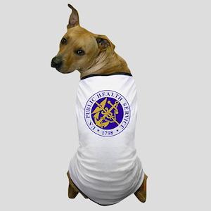 USPHSLogoBlueOuterRing Dog T-Shirt