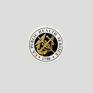 USPHS-BlackJersey Mini Button