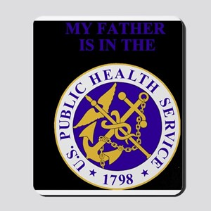 USPHS-MyFather Mousepad