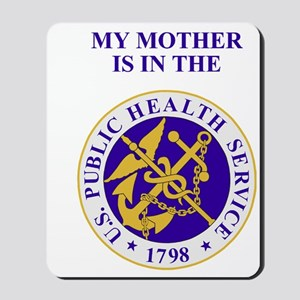 USPHS-MyMother Mousepad