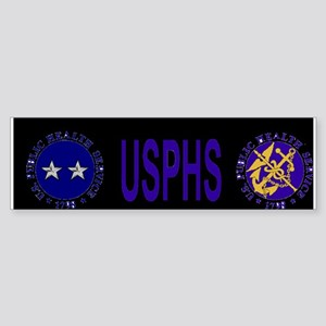 USPHS-Bumpersticker-RADM2 Sticker (Bumper)