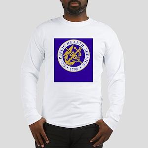 USPHS-GreetingCard Long Sleeve T-Shirt