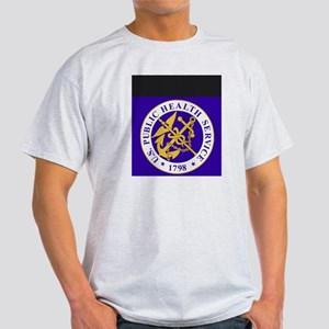 USPHS-GreetingCard.gif Light T-Shirt