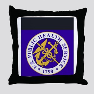 USPHS-GreetingCard Throw Pillow