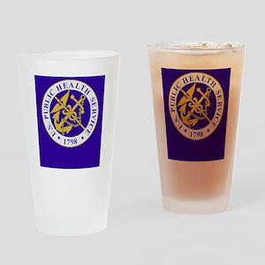 USPHS-GreetingCard Drinking Glass