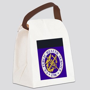USPHS-GreetingCard Canvas Lunch Bag