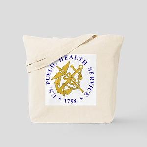 USPHS-Clock Tote Bag