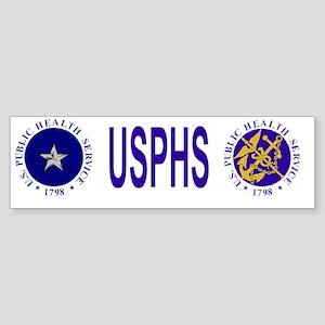 USPHS-Bumpersticker-RADM1 Sticker (Bumper)