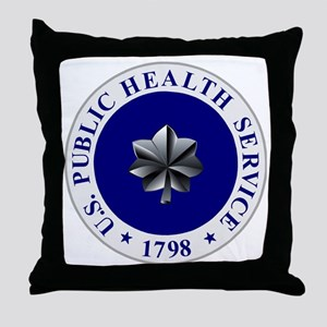 USPHS-CDR Throw Pillow