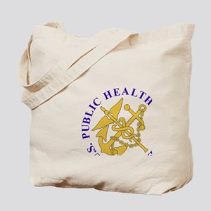 USPHS-Button Tote Bag