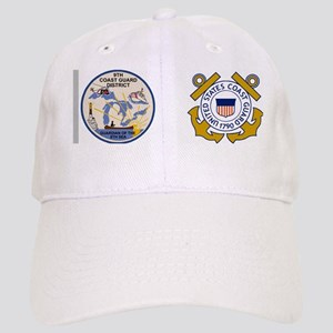 USCGPatchCGD9CoffeeCup1 Cap