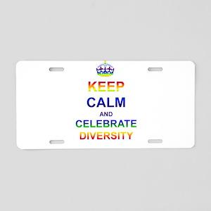 Designs-GLBT001 Aluminum License Plate