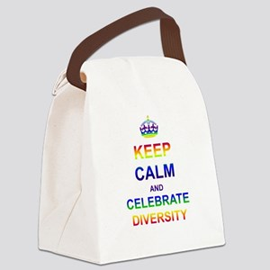 Designs-GLBT001 Canvas Lunch Bag