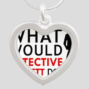 """What Would Detective Beckett Do?"" Silver Heart Ne"
