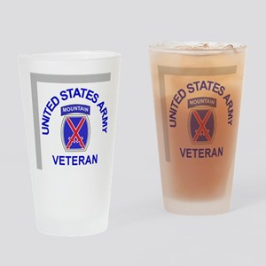 Army-10th-Mountain-Div-Veteran-Butt Drinking Glass