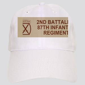 Army-87th-Infantry-Reg-Bumpersticker-2nd-Bn-De Cap