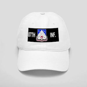Army-87th-Infantry-Reg-Black-Cap Cap