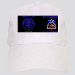 Army-87th-Infantry-Reg-Cup-Support Cap