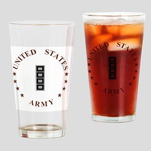 Army-CWO5-Desert Drinking Glass