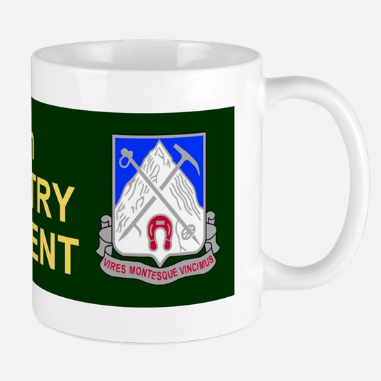 Army-87th-Infantry-Reg-CW5-Bumpersticke Mug