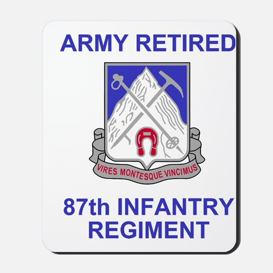 Army-87th-Infantry-Reg-Retired-Shirt.gif Mousepad