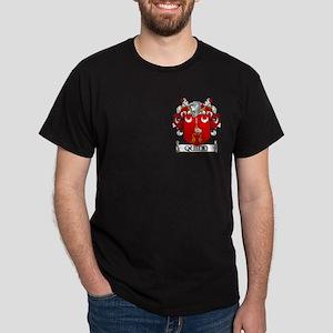 Quinn Coat of Arms Dark T-Shirt