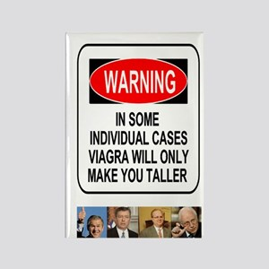 Bush-Viagra-2-poster Rectangle Magnet