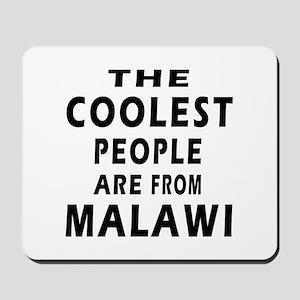The Coolest Malawi Designs Mousepad
