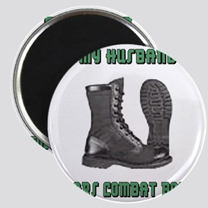 Army-My-Husband-Wears-Combat-Boots-Green.gi Magnet