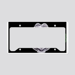 Army-42nd-MP-Bde-Cap3 License Plate Holder