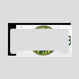 Army-42nd-MP-Bde-Cap2 License Plate Holder