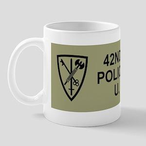 Army-42nd-MP-Bde-Bumpersticker-3 Mug