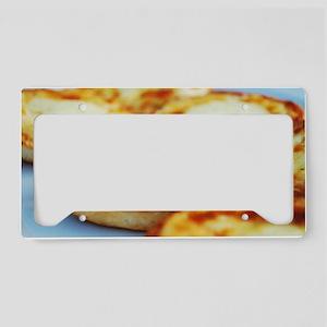 Piccolinis License Plate Holder