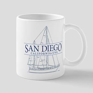San Diego - Mug