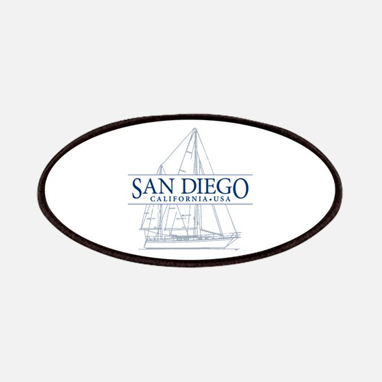 San Diego - Patches