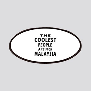 The Coolest Malaysia Designs Patches