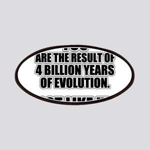4 Billion Years of Evolution Patches