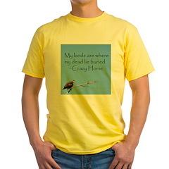 Crazy Horse Quote T