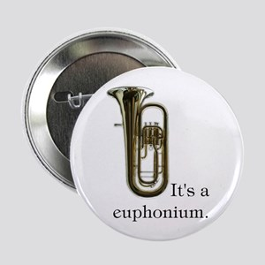 It's a Euphonium Pin
