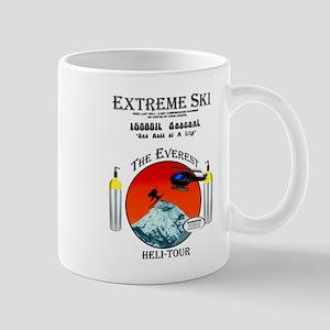 Heli Skiing Mt. Everest Mug