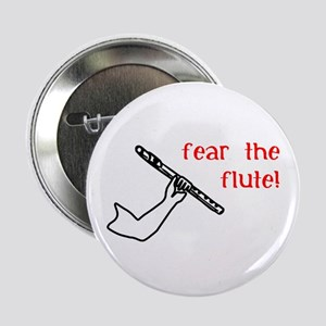 Fear the Flute Pin