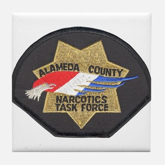 Alameda County NTF Tile Coaster