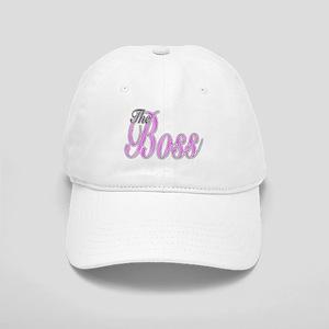 Pink Boss Lady Cap