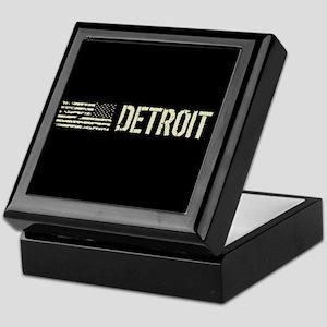 Black Flag: Detroit Keepsake Box