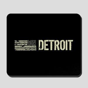 Black Flag: Detroit Mousepad