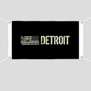 Black Flag: Detroit Banner