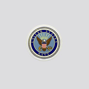 Navy-Logo-9 Mini Button