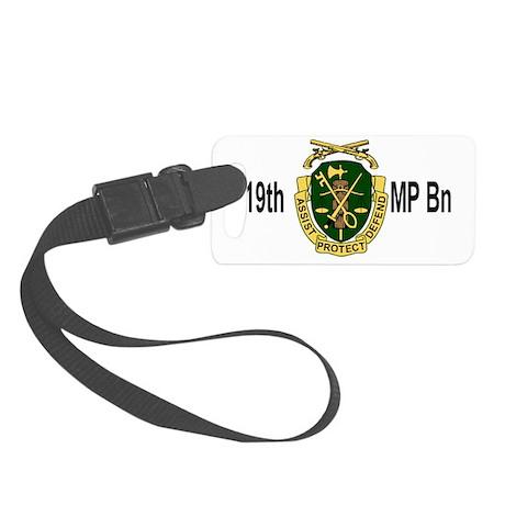 Army-519th-MP-Bn-Cap-6.gif Small Luggage Tag