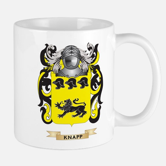 Knapp Coat of Arms (Family Crest) Mug